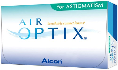 Air Optix Aqua Astigmatism Alcon