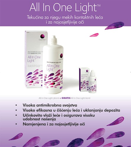 All in one light otopina